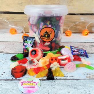 candy box halloween