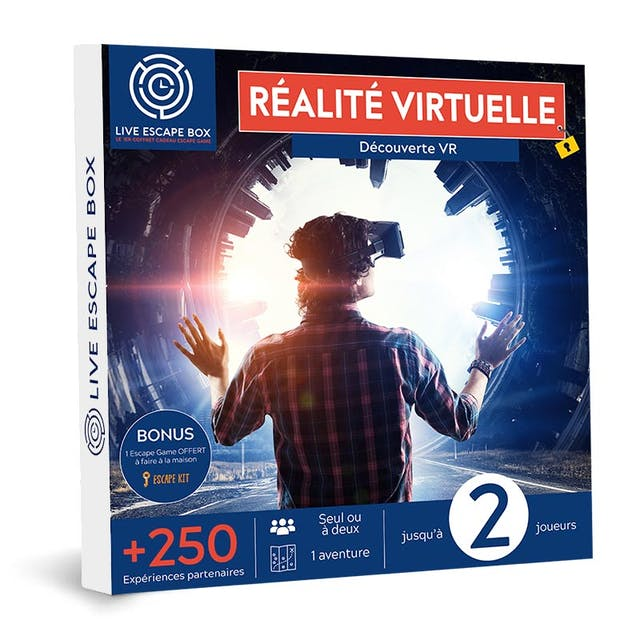 coffret realité virtuel