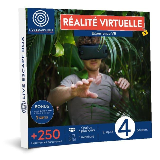 cadeau box realité virtuel