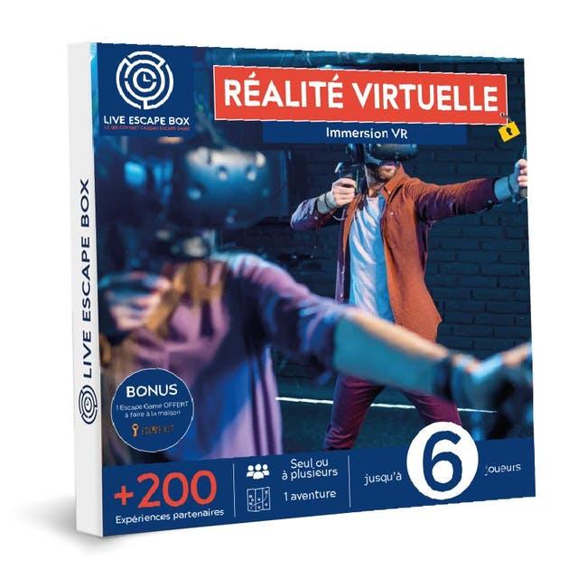 cadeau box realité virtuelle