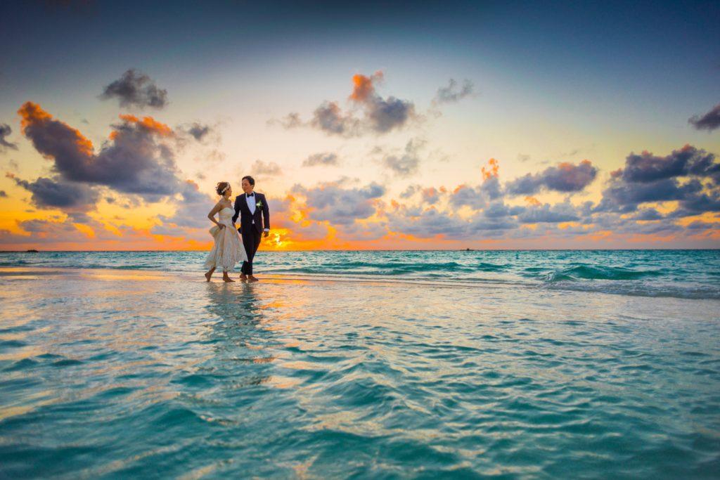 idée pour un mariage insolite