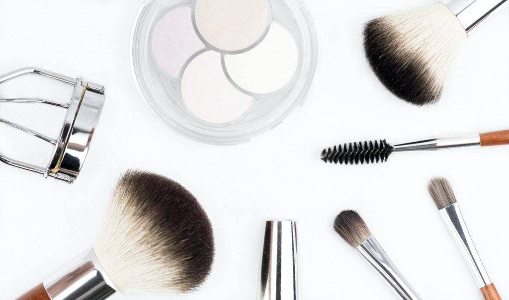 maquillage trousse mariée