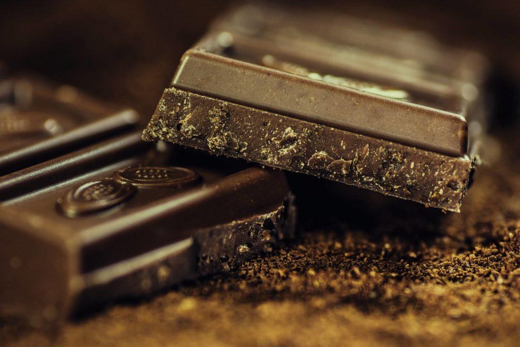 chocolat mariée