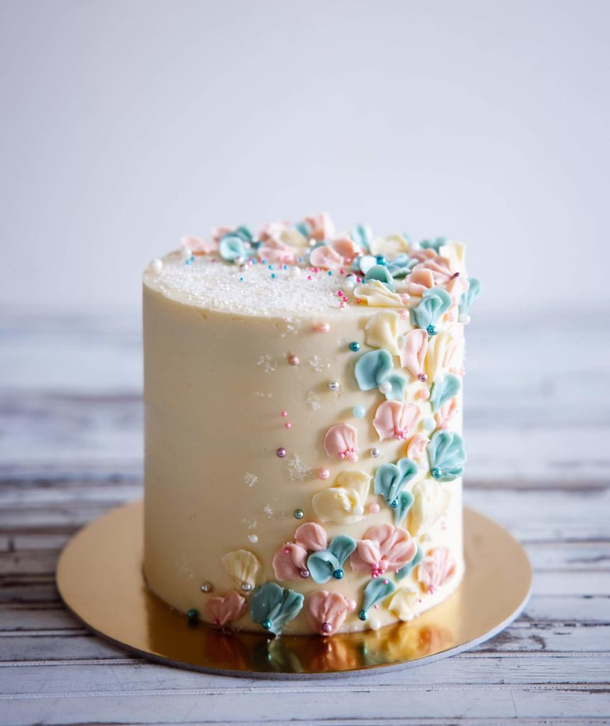 Gâteau Gender Reveal