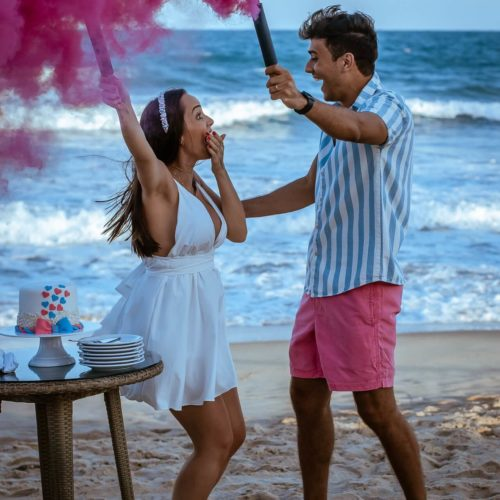 annonce gender reveal
